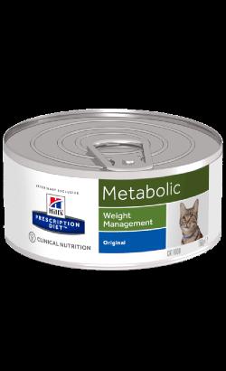 Hills Prescription Diet Feline Metabolic | Wet (Lata)