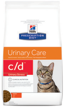 Hills Prescription Diet Feline c/d Urinary Stress Chicken