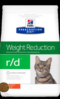 Hills Prescription Diet r/d Feline Chicken