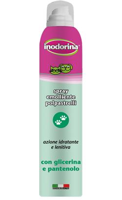 Inodorina Spray Calmante Almofadas das Patas | Glicerina