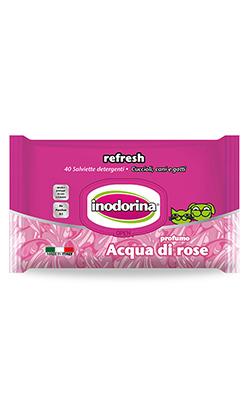 Inodorina Toalhetes Refresh | Aqua di Rosa