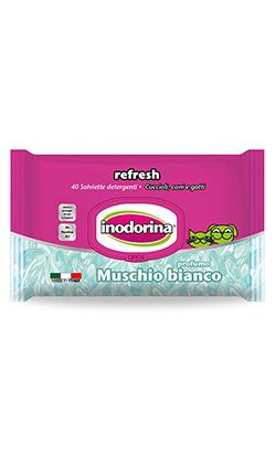 Inodorina Toalhetes Refresh | Muschio