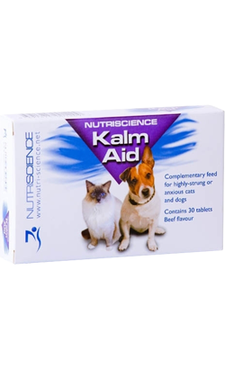 Kalm Aid Comprimidos