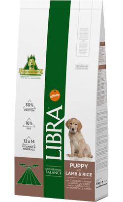 Libra Dog Puppy Lamb