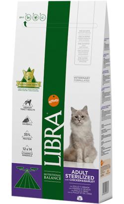 Libra Gato Sterilized Frango