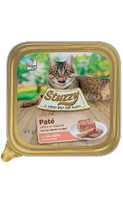 Mister Stuzzy Cat | Salmon