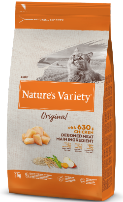 Natures Variety Cat Original Frango