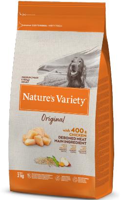 Natures Variety Dog Original Medium Maxi Adulto Frango