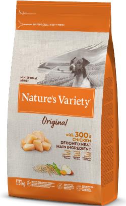 Natures Variety Dog Original Mini Adulto Frango