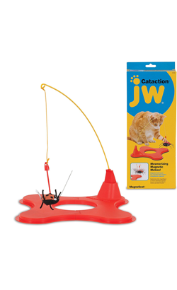 Nayeco JW Pet Company Magneticat Cat Toy