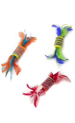 Nayeco Roller with Feathers
