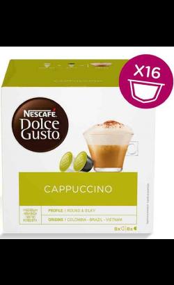 Nescafé Dolce Gusto Cappucino 16