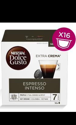 Nescafé Dolce Gusto Espresso Intenso 16