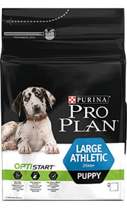 Pro Plan Dog Large Athletic Puppy