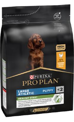 Pro Plan Dog Large Athletic Puppy
