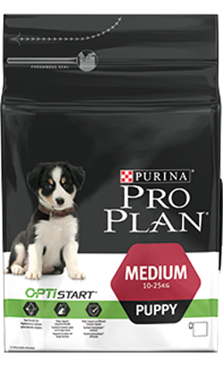 Pro Plan Dog Medium Puppy