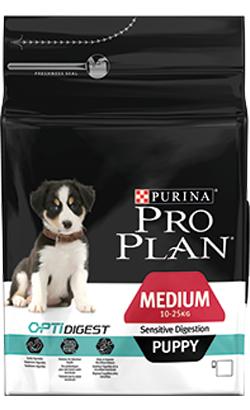 Pro Plan Dog Medium Puppy Sensitive Digestion
