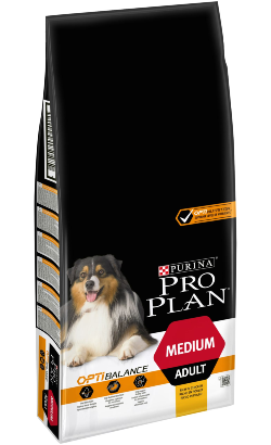 Pro Plan Dog OptiBalance Medium Adult Chicken