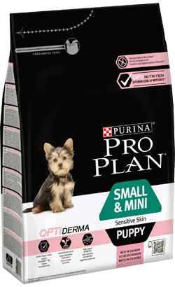 Pro Plan Dog Small & Mini Puppy Sensitive Skin