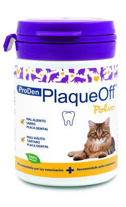 Proden Plaque Off Pó Gatos
