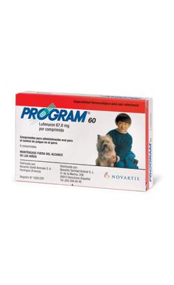 Program Cão 67.8 - 2-7 kg (Vermelho)