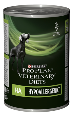 PPVD Canine HA - Hypoallergenic | Wet Mousse (Lata)