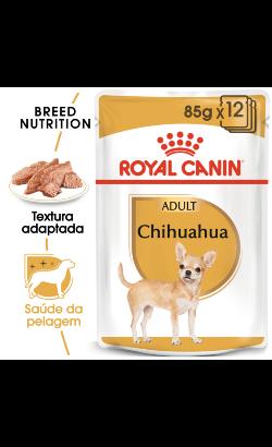 Royal Canin Chihuahua Adult   Wet (Saqueta)