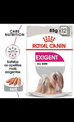 Royal Canin Dog Exigent | Wet (Saqueta)