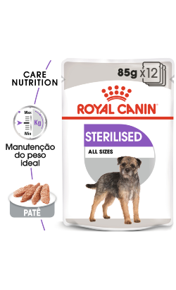 Royal Canin Dog Sterilised | Wet (Saqueta)