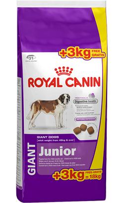 Royal Canin Giant Junior - Bónus