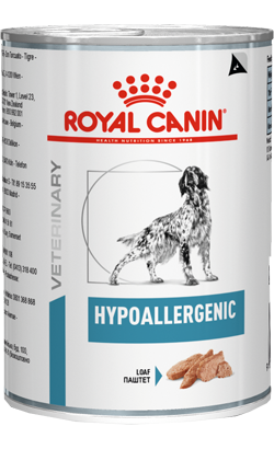 Royal Canin Hypoallergenic Canine | Wet (Lata)