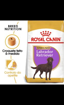 Royal Canin Labrador Retriever Adult Sterilised