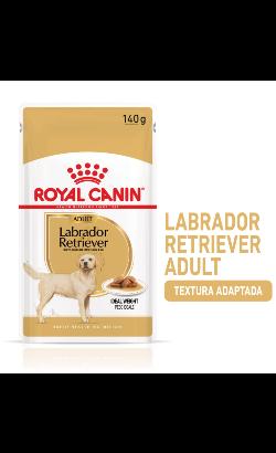 Royal Canin Labrador Retriever Adult | Wet (saqueta)