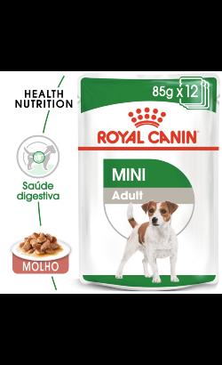 Royal Canin Mini Adult | Wet (Saqueta)