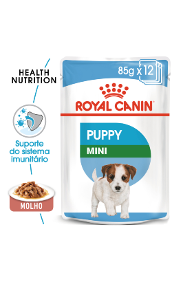 Royal Canin Mini Puppy |Wet (Saqueta)