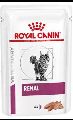 Royal Canin Renal Feline Loaf | Wet (Saqueta)