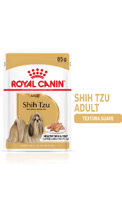 Royal Canin  Shih Tzu Adult   Wet (Saqueta)