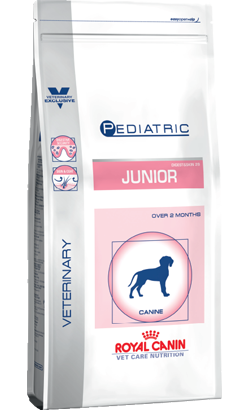 Royal Canin Vet Care Nutrition Pediatric Junior