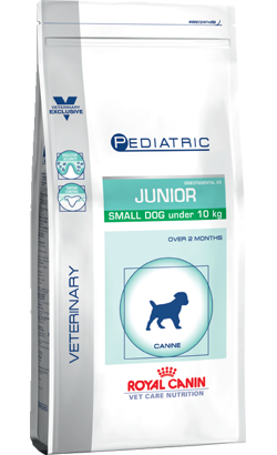 Royal Canin Vet Care Nutrition Pediatric Junior Small Dog