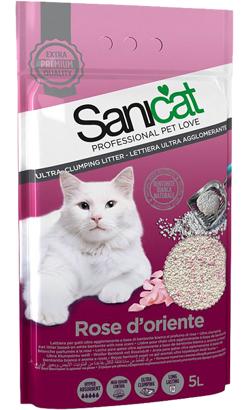 Sanicat Rose D'Oriente