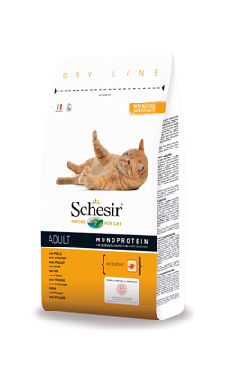 Schesir Cat Adult with Chicken