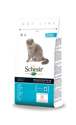Schesir Cat Adult with Fish