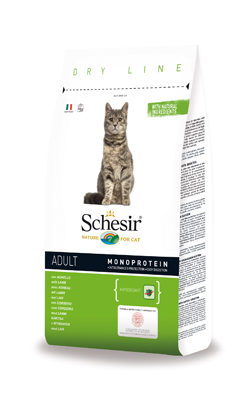 Schesir Cat Adult with Lamb