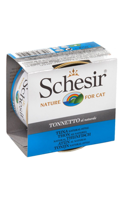 Schesir Cat Atum ao Natural | Wet (Lata)