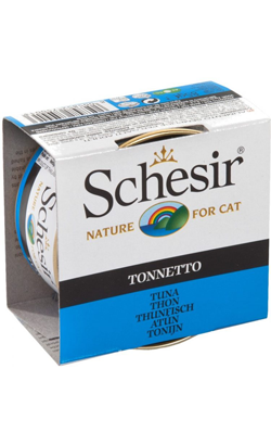 Schesir Cat Atum em Gelatina | Wet (Lata)