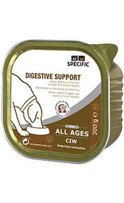 Specific Dog CIW Digestive Support | Wet (Terrina)
