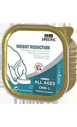 Specific Dog CRW-1 Weight Reduction | Wet (Terrina)