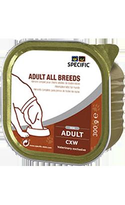 Specific Dog CXW Adult All Breeds   Wet (Terrina)