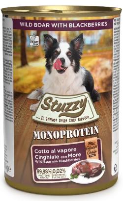 Stuzzy Monoprotein Grain & Gluten Free Dog | Wild Boar