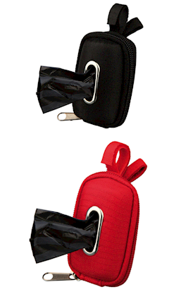 Trixie Dispensador de Sacos com Revestimento de Poliester | Cores Sortidas